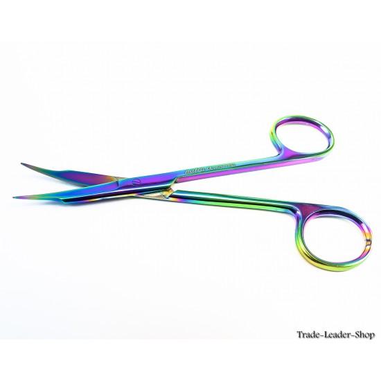 Goldman Fox Scissors straight / Curved tip 13 cm
