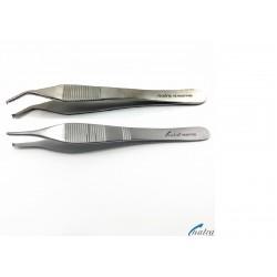 Adson tissue forceps 12 cm 1x2 teeth Surgical Tweezers