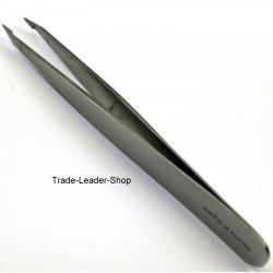 Set of 2 Comedone Extractor Tweezers Blackhead Remover Hair Plucking Tweezers
