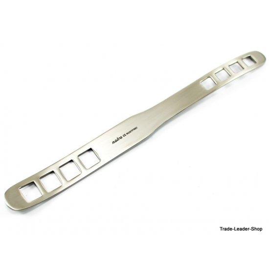 Bruening tongue depressors 19 cm ENT retractor mouth holder Dental spatula NATRA
