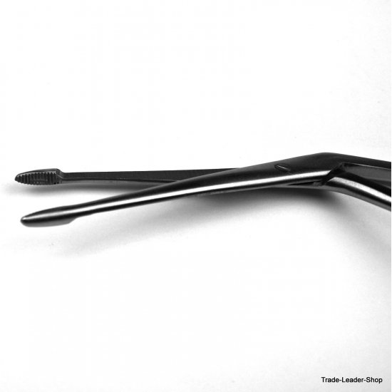 Hartmann Ear Polypus forceps 12 cm 4.7