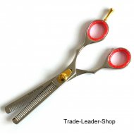 Thinning Scissors Hair Barber hairstyle Stainless Steel NATRA 6