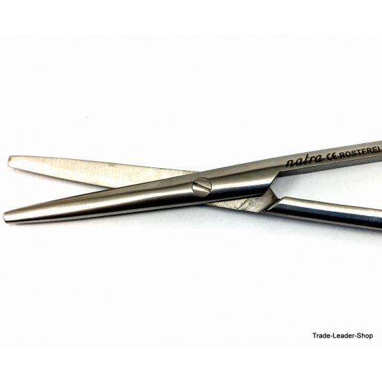 TC Metzenbaum scissors blunt straight 14 cm 5.6