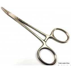 Mayo Hegar Needle Holder Curved 6'' suture surgical Piercing Plier OP NATRA
