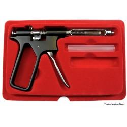 Intraligamental gun syringe anesthetic pistol injection dental 1,8ml EU or AM Thread