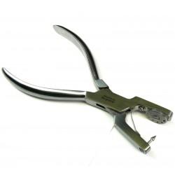 Cofferdam Lochzange Ainsworth Kofferdamzange Dental dentist rubber dam plier