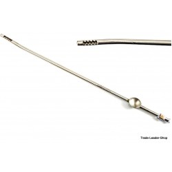 Novak Uterine endometrial curettage Suction curette 23 cm 4 mm biopsy Gynecology