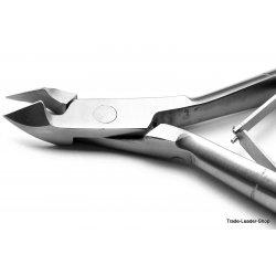 6x Nail Care Manicure Pedicure Set Side cutter Cuticle Nipper Clipper File NATRA