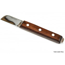 Gritman knive 17 cm wooden handle dental spatula for alginate and plasters NATRA