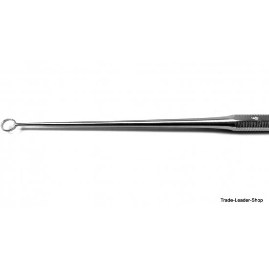 Buck ear curette blunt straight Fig. 4 ENT 16 cm Surgical loop Otology surgery