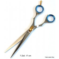 Hair Scissor Barber Cutting Salon hairstyle shears beard 17 cm 7