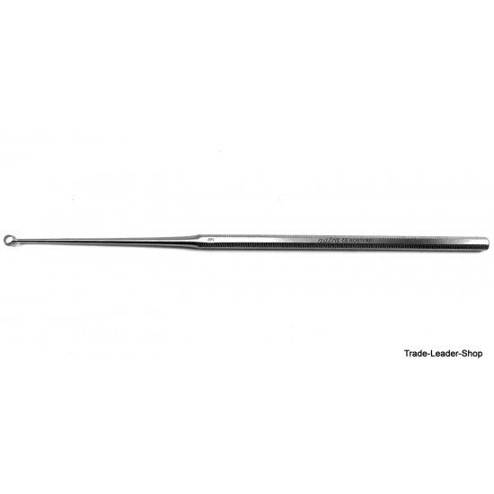 Buck ear curette sharp straight Fig. 3 ENT 16 cm Surgical loop Otology surgery